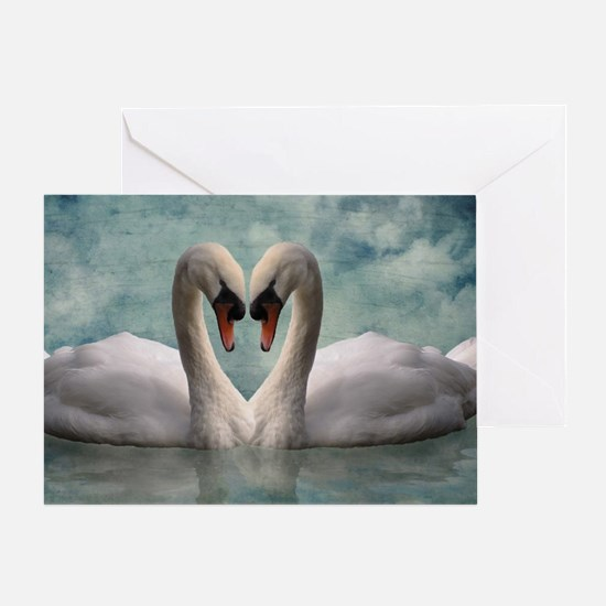 The Lovers Greeting Card