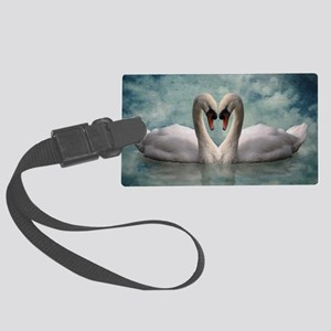 The Lovers Large Luggage Tag