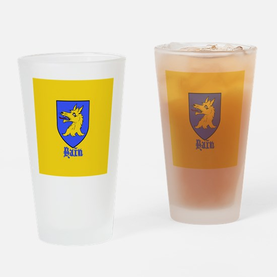 Outerwear Drinking Glass