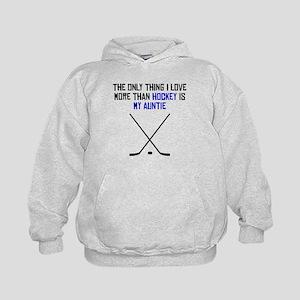 Hockey Auntie Hoodie
