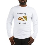 Fueled by Pizza Long Sleeve T-Shirt