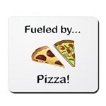 Fueled by Pizza Mousepad