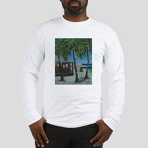 BCs Beach Bar Holiday Long Sleeve T-Shirt