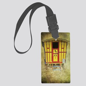 Romany Home Large Luggage Tag