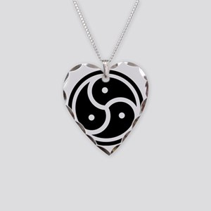 BDSM Necklace Heart Charm