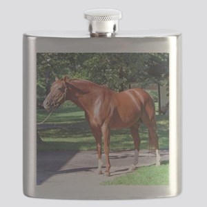 SECRETARIAT Flask
