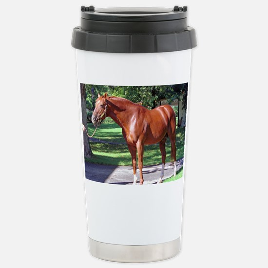 SECRETARIAT Stainless Steel Travel Mug