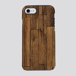 Hardwood Floor iPhone 7 Tough Case