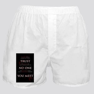 Generation One: Trust No One You Meet Boxer Shorts