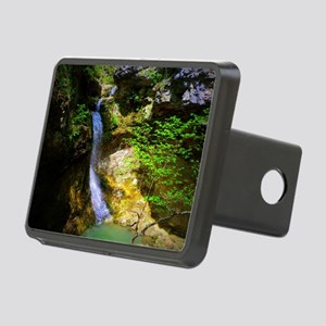 Eden Falls at Lost Valley Rectangular Hitch Cover