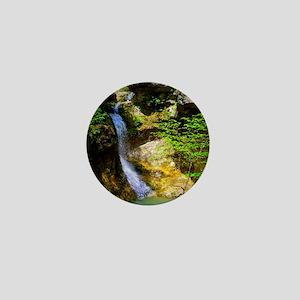Eden Falls at Lost Valley Mini Button