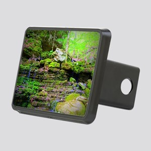Waterfall Stream at Lost V Rectangular Hitch Cover