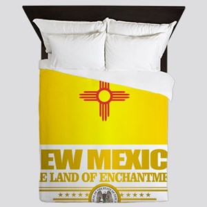 New Mexico Flag Queen Duvet