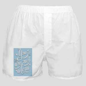 not-alone-CRD Boxer Shorts