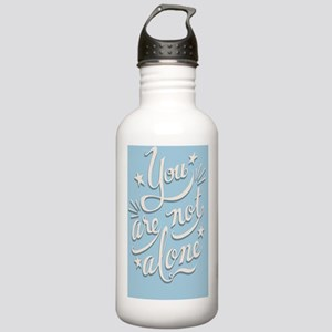 not-alone-CRD Stainless Water Bottle 1.0L
