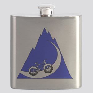 Fat Bike mountain Flask