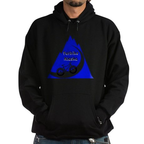 Fatbike Alaska Hoodie (dark)