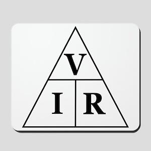 OHM's Law Triangle Mousepad