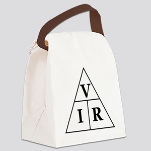 OHM's Law Triangle Canvas Lunch Bag