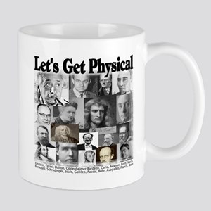 Lets Get Physical Mugs