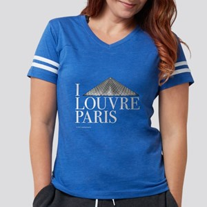 I Louvre Womens Football Shirt