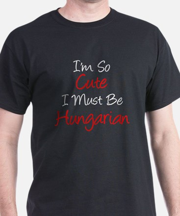 So Cute Hungarian T-Shirt