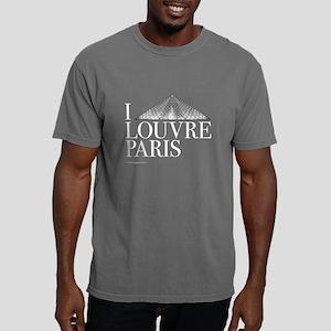 I Louvre Mens Comfort Colors Shirt