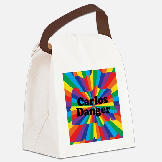 Carlos Danger (small) Canvas Lunch Bag