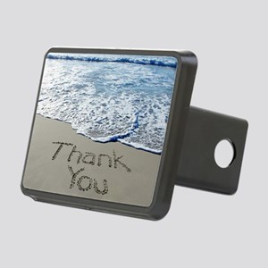 thank you Rectangular Hitch Cover