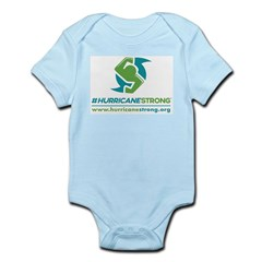Hurricanestrong Infant Body Suit