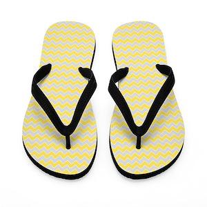 f9ba2c86ac5c8 Chevron Flip Flops - CafePress