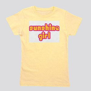 Sunshine Girl Ash Grey T-Shirt