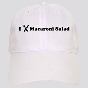 I Eat Macaroni Salad Cap