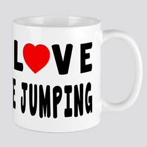 I Love Base Jumping Mug