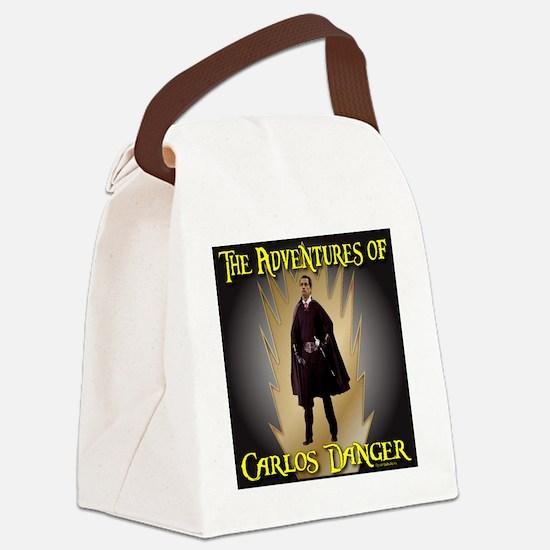 Carlos Danger Canvas Lunch Bag