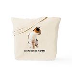 Calico Cat Photo Tote Bag