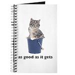 Tabby Cat Photo Journal