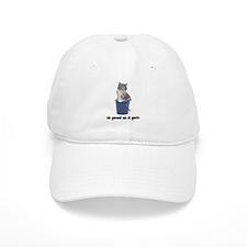 Tabby Cat Photo Cap