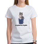 Tabby Cat Photo Women's T-Shirt