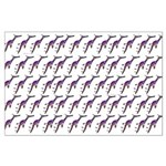 Weedy Sea Dragon Sea Horse pattern Posters