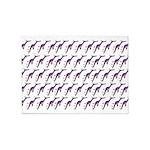Weedy Sea Dragon Sea Horse pattern 5'x7'Area Rug