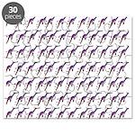 Weedy Sea Dragon Sea Horse pattern Puzzle