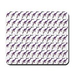Weedy Sea Dragon Sea Horse pattern Mousepad