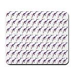Weedy Sea Dragon Sea Horse pattern Mousepad