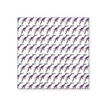 Weedy Sea Dragon Sea Horse pattern Sticker