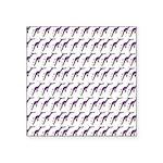 Weedy Sea Dragon Sea Horse pattern Sticker