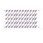 Weedy Sea Dragon Sea Horse pattern Banner