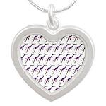 Weedy Sea Dragon Sea Horse pattern Necklaces