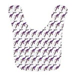 Weedy Sea Dragon Sea Horse pattern Bib