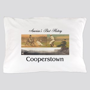 Cooperstown Americasbesthistory.com Pillow Case